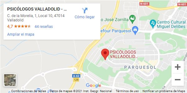 Psicólogos Valladolid Psania